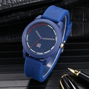 Tommy Hilfiger Watch Waterproof Silicone Band